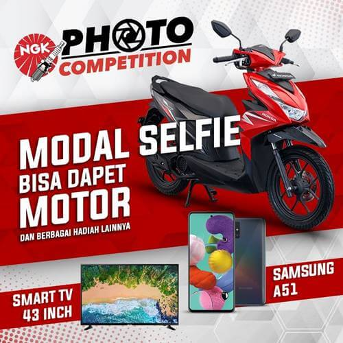 NGK Busi Indonesia Photo Competition 2020
