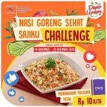 Nasi Goreng Sehat Sajiku Challenge 2020