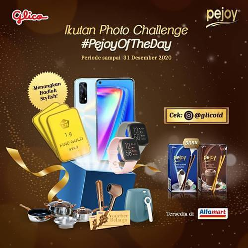 Photo Challenge Pejoy of the Day 2020