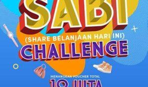 Sabi Challenge Blibli Desember 2020