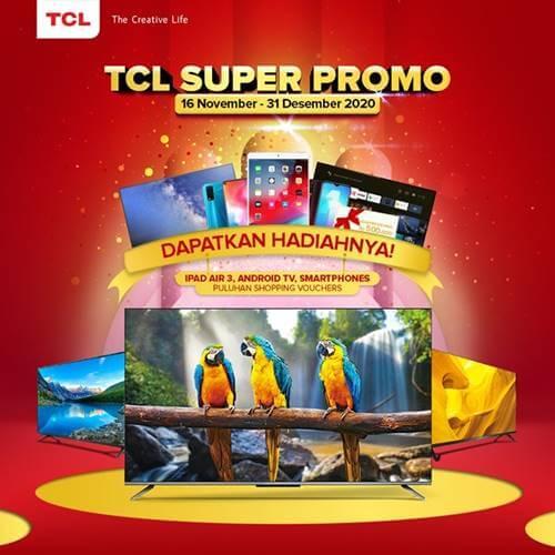 TCL Super Promo 2020