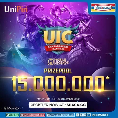UniPin & Indomaret Championship Mobile Legends Bang Bang 2020