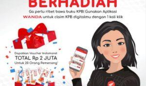 Booking Service Motor Honda Berhadiah Voucher Indomaret Total 2 Juta