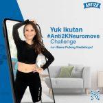 Raih Hadiah Samsung Galaxy A12 Dengan Ikut #Anti2KNeuromove Challenge