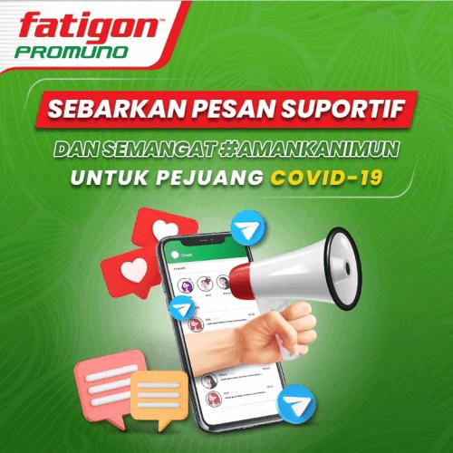 Giveaway Amankan Imun Fatigon Berhadiah Saldo OVO Jutaan Rupiah