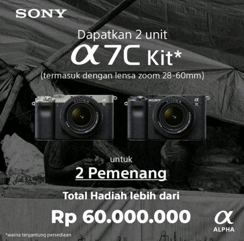 Lomba Momen Kecil Berharga Dengan Sony Berhadiah Total Rp 60 JUTA+