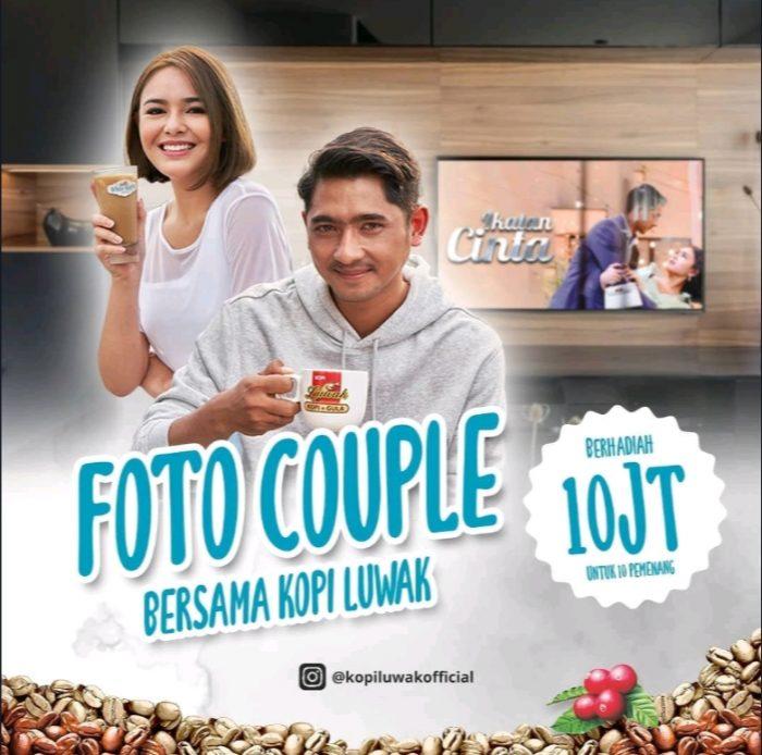 Lomba Foto Couple Kopi Luwak Berhadiah Total Senilai 10 JUTA Rupiah