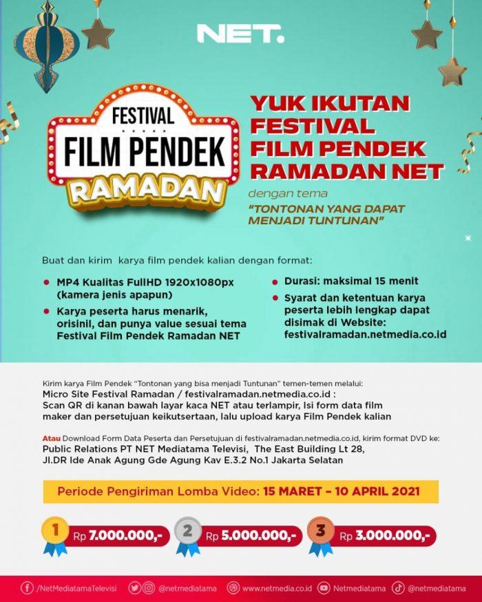 Lomba Video Festival Film Pendek Ramadan NET TV