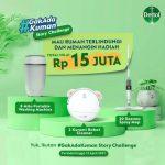 Gak Ada Kuman Story Challenge Berhadiah Senilai Total Rp 15 JUTA