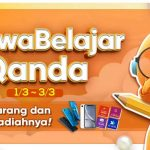 Kontes TikTok Dewa Belajar Qanda Berhadiah iPhone Xr, OPPO A12, dll