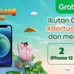 Lomba Video TikTok Grab Food Bertualang Rasa Berhadiah iPhone 12
