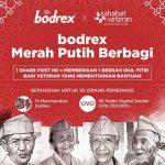Giveaway Bodrex Merah Putih Berbagi Berhadiah Saldo Digital Total 10 Juta