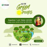 Kontes Pelihara Lingkungan Berhadiah Tablet Android Advan
