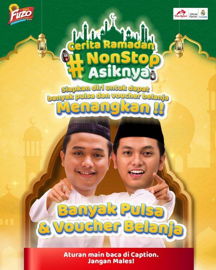 Lomba Cerita Ramadhan Berhadiah Pulsa & E-money Ratusan RIBU