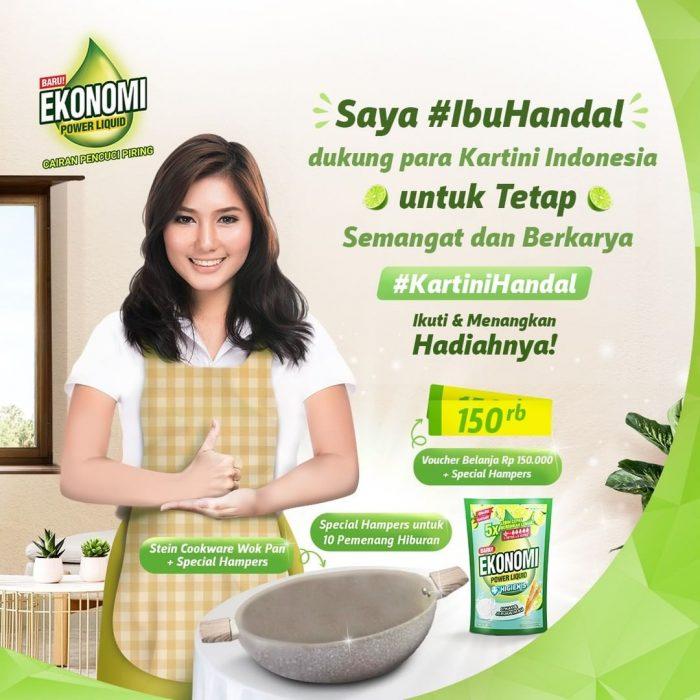Lomba Foto Kartini Handal Berhadiah Cookware, Voucher, dll