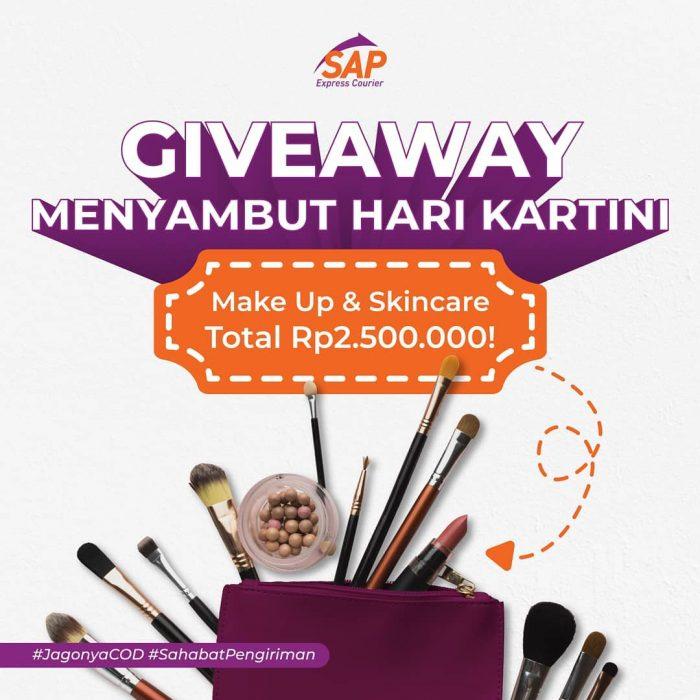 Lomba Foto Kartini di Hidupku Hadiah Paket Make Up dan Skincare