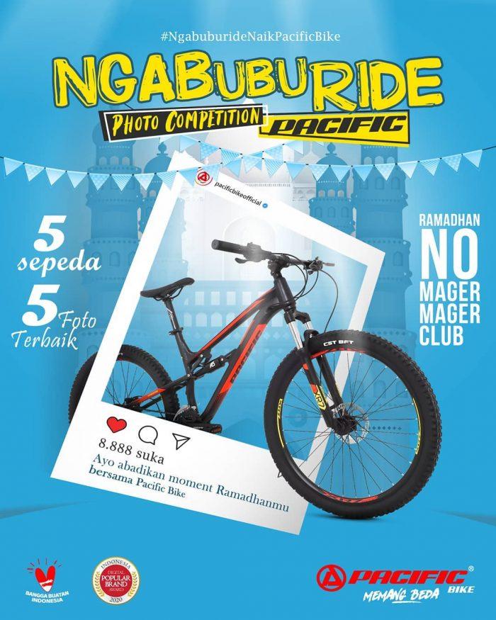 Lomba Foto Ngabuburide Naik Pacific Bike Berhadiah 5 Unit Sepeda