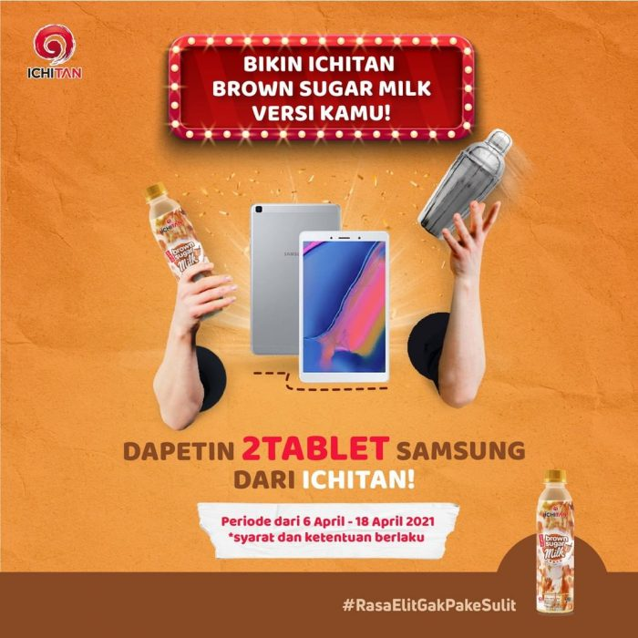 Lomba Rasa Elit Gak Pake Sulit Hadiah 2 Samsung Galaxy Tab A