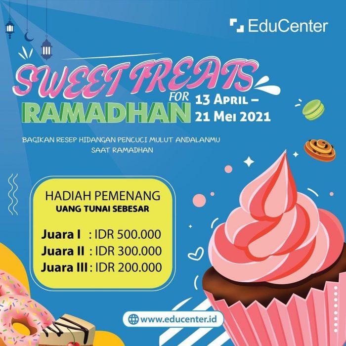 Lomba Resep Sweet Treats For Ramadhan Hadiah Jutaan Rupiah