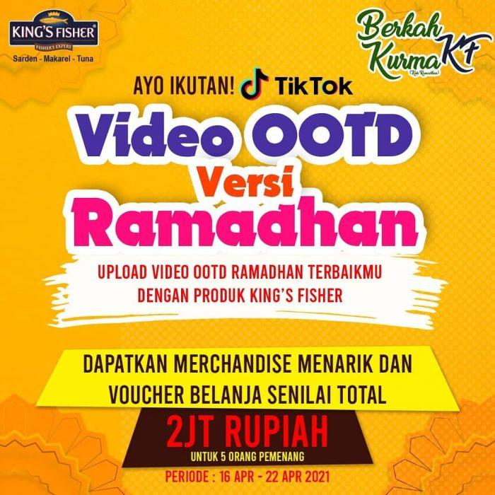 Lomba Video OOTD versi Ramadhan Hadiah Total Rp 2 JUTA