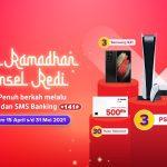 Undian Berkah Ramadhan Telkomsel Redi Berhadiah PS 5, Laptop, dll