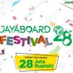 Aneka Lomba Jayaboard Festival Berhadiah Total 28 JUTA Rupiah