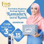 Ceritakan Kegiatan Berbagi Selama Ramadan Berhadiah THR OVO 3 Juta