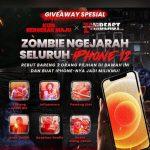 Giveaway Spesial Zombeast Berhadiah iPhone 12 & Saldo Gopay