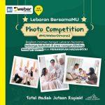 Kontes Foto Lebaran BersamaMU Berhadiah Spesial Total Jutaan Rupiah