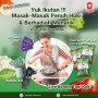 Kontes Masak Topi Koki Menangkan Spatula Set, OVO & Produk Beras