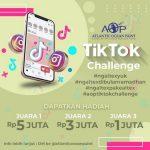 Kontes TikTok Atlantic Ocean Paint Berhadiah THR 9 Juta Rupiah