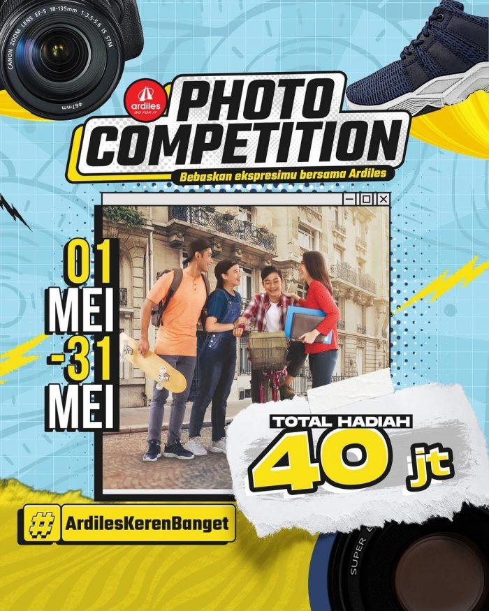 Lomba Foto Bebaskan Ekspresimu Hadiah Total 40 JUTA Rupiah