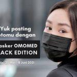 Lomba Foto OMOMED Black Edition Berhadiah Total Rp 1 JUTA