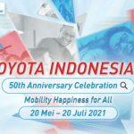 Lomba Foto Video Momen Bahagia Bersama Toyota Berhadiah iPhone 12