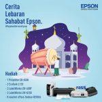 Lomba Video Cerita Lebaran Epson Berhadiah Proyektor, Printer & Voucher