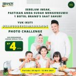 Sahur Bersama Brand's Photo Challenge Berhadiah Total Rp. 4 Juta