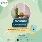 Foodsnap Challenge Berhadiah Kamera Polaroid & Saldo E-Wallet