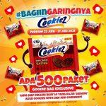 Giveaway Bagiin Garingnya Cookiez Berhadiah 500 Goodie Bag Exclusive