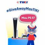Ikuti Giveaway Mas Tiki Menangkan Sony Playstation 5 Gratis