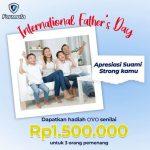 Kontes Foto Apresiasi Suami Strong Berhadiah OVO senilai 1.5 Juta Rupiah