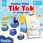 Kontes TikTok MamyPoko Berhadiah SAMSUNG Galaxy A52 Awesome