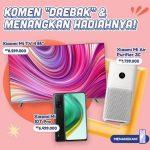 """Kuis Shopeekpop Komen """"DAEBAK"""" Berhadiah Xiaomi Redmi 9A"""