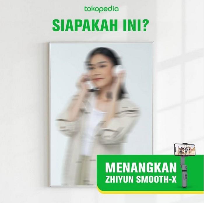 Kuis Tebak Gambar Tokopedia Siapakah Ini Menangkan Zhiyun Smooth-X