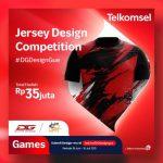 Lomba Desain Jersey Dunia Games Total Hadiah 35 Juta Rupiah