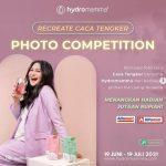 Lomba Foto Recreate Caca Tengker Berhadiah Uang Total 3,5 Juta