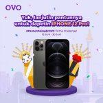 Lomba Pantun Paling BrOVO Berhadiah iPhone 12 dan Jutaan OVO Points