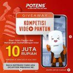 Lomba Pantun Potens Berhadiah Sepeda Lipat, TV LED, dll Total 10 Juta