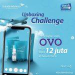 Lomba Unboxing Pouch Handy Clean Berhadiah Saldo OVO Total 12 Juta