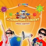 Lomba Video Champ Shield Agent Berhadiah Uang 3 Juta & Bingkisan