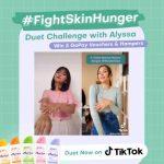 Marina Fight Skin Hunger Challenge Berhadiah 5 Voucher Gopay & Hampers